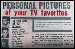 TV Week, Perth, 3 August 1963