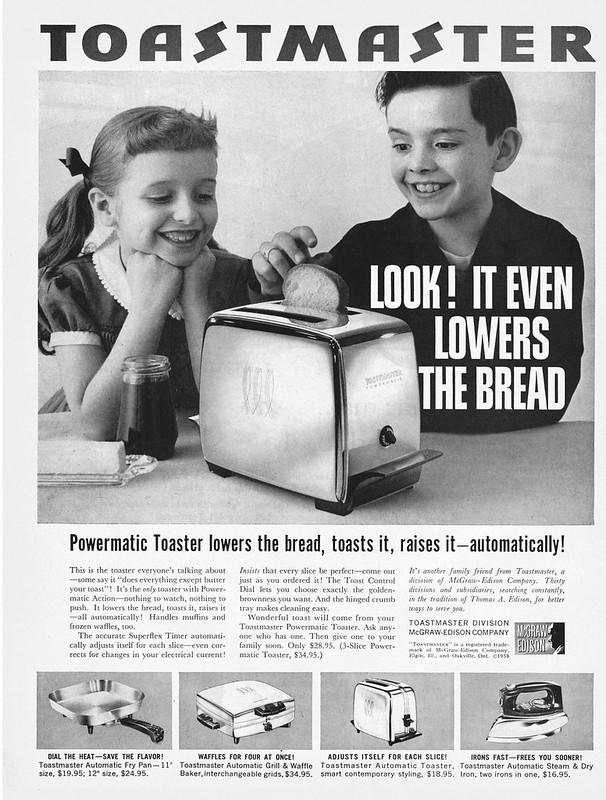 Toastmaster 1958