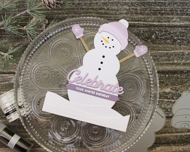 LizzieJones_PapertreyInk_ThrowbackThursday_ShapeUpSnowman_WinterBirthdayCard
