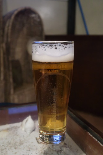Heineken vom Fass