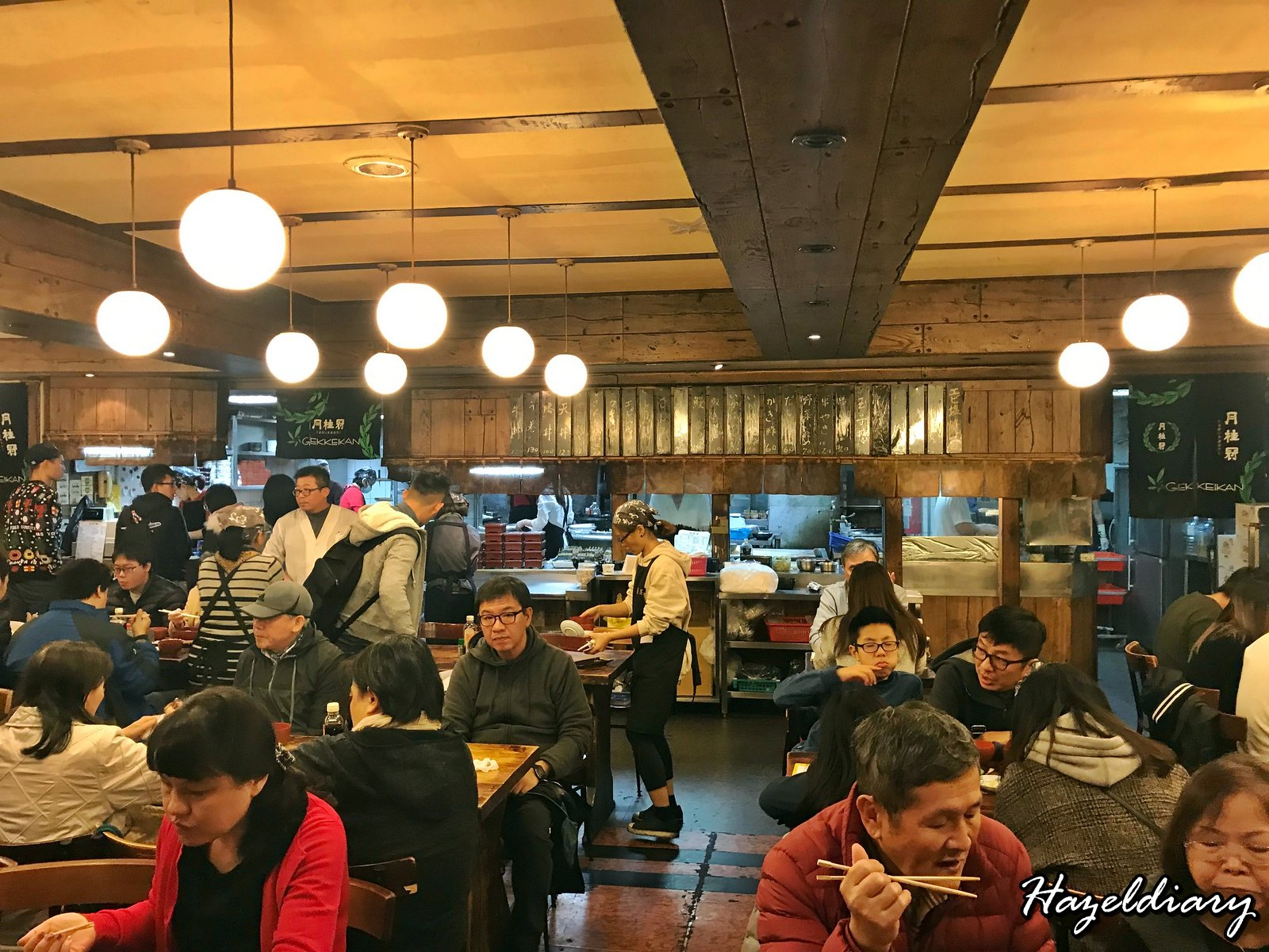 Fei Qian Wu Taipei-Unagi Restaurant-3