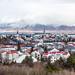 Iceland - Rekyjavik view from Perlan