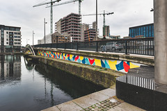GRAND CANAL SQUARE {DUBLIN DOCKLANDS - JANUARY 2019]-147599