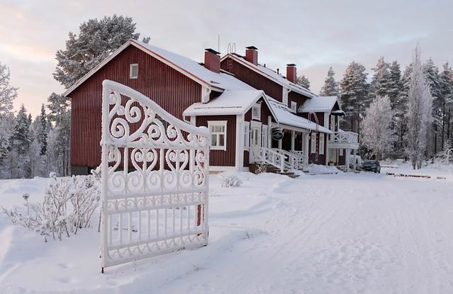 Joulu Lapissa