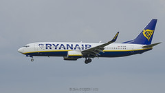 Boeing 737-8AS / Ryanair Sun / SP-RSB