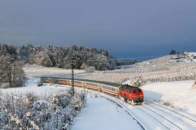 Winterliche Improvisation, Canon EOS 7D, Canon EF 24-105mm f/3.5-5.6 IS STM