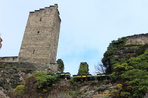 Château de la Majorie / Majorie Castle / Замък Мажори