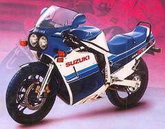 Suzuki 750 GSX-R 1985 - 17
