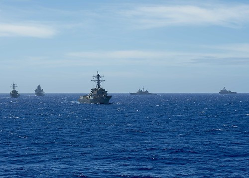 YOKOSUKA, Japan (NNS) – For more than 45 years, the U.S. 7th Fleet's Forward Deployed Naval Force (FDNF) in Japan has included the most advanced warships in the U.S. Navy.