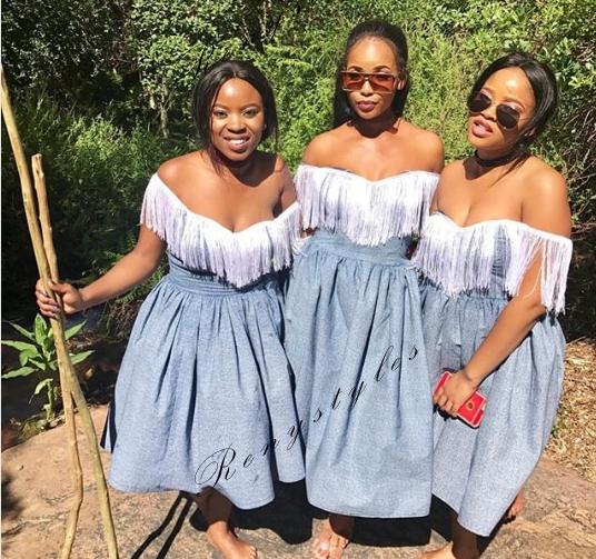 shweshwe dresses trends of 2019