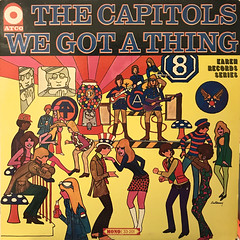THE CAPITOLS:WE GOT A THING(JACKET A)