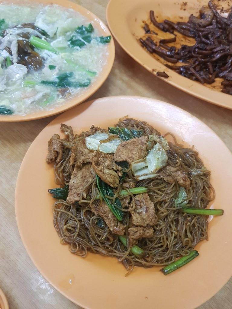 福建米粉 Hokkien MeeHoon 1pax rm$9 @ 新青山阿华福建面 Restaurant Xin Chin San SS14
