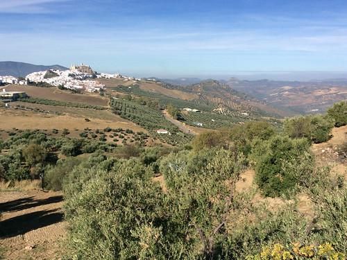 View to Olvera