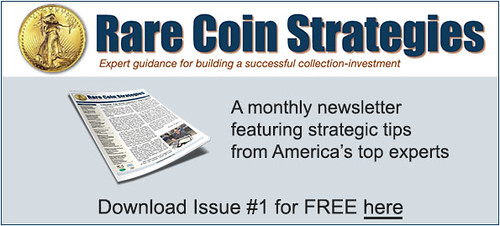 E-Sylum Rare Coin Strategies ad01 1st Issue Free