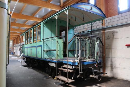 2019-04-06, ANAT/BC/TN, Areuse Les Isles, Musée du Tram