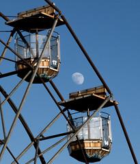 Big wheel moon