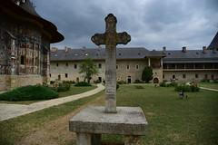 Rumanía. Bucovina. Monasterio de Sucevita (19)