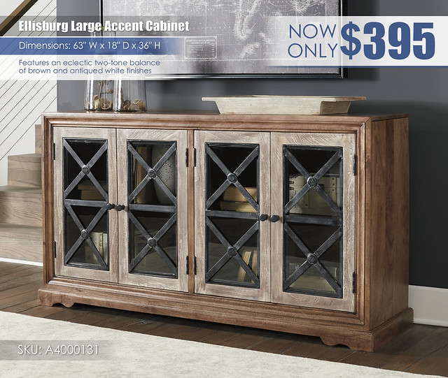 Ellisburg Large Accent Cabinet_A4000131