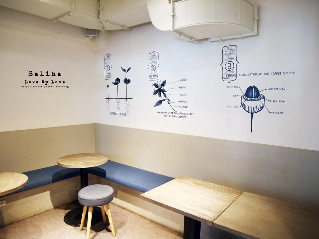 東區不限時餐廳下午茶Cuiqu Coffee奎克咖啡台北忠孝店鬆餅燉飯午餐晚餐推薦 (6)