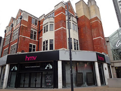 Picture of HMV (CLOSED), 38-40 North End