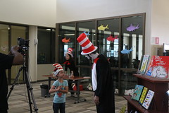 Read Across America - U.S Army Garrison Humphreys, South Korea March 2, 2019