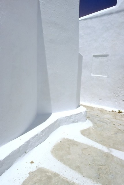 Grèce.Amorgos.Chora.