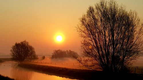 sunrise (no filter)