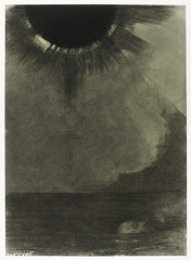 The Walleye by Odilon Redon