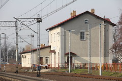 Palędzie train station