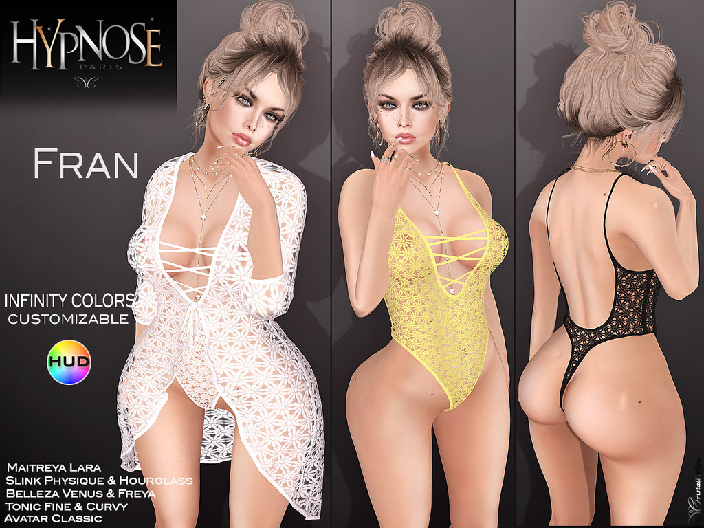 HYPNOSE – FRAN SWIMSUIT