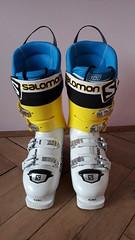 Závodní boty Salomon X lab 13, 26-26,5 - titulní fotka