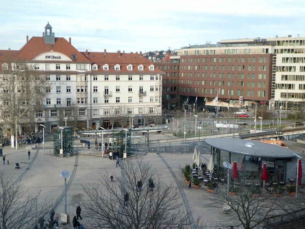 Marienplatz, Stuttgart