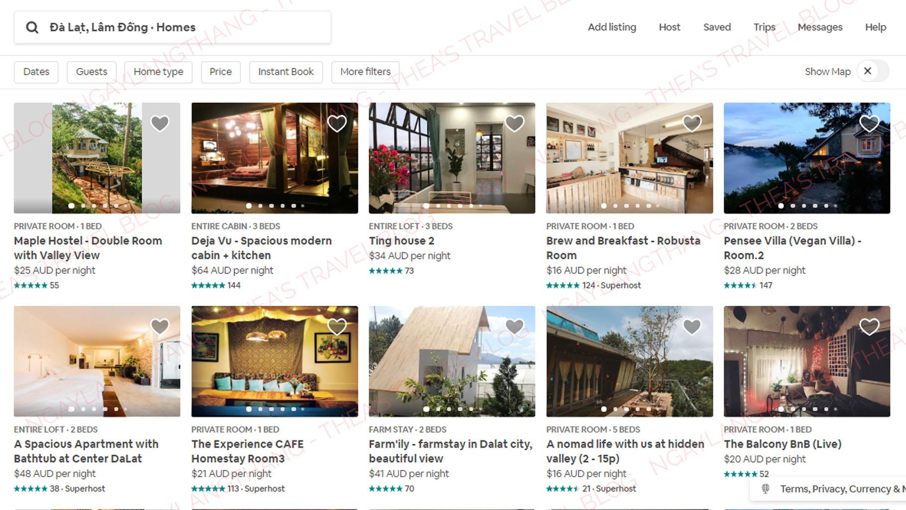 Airbnb-Dalat