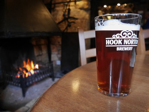 Old Hooky at the Eight Bells