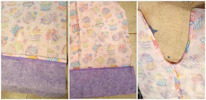 pillowcase dress collage 2