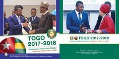 @rdussey : Lancement du livre bilan de la présidence exercice de la Cedeao du PR F. Gnassingbé @FEGnassingbe @GouvTg @ecowas_cedeao @ECOWASParliamnt https://t.co/CE4UMXVHNN