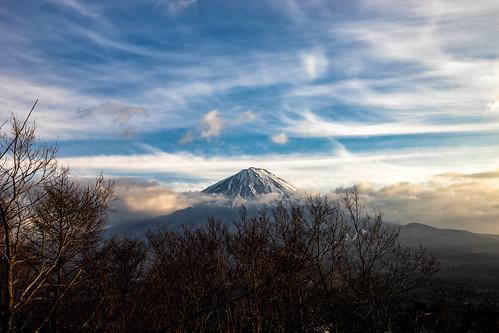 Konichiwa Fuji san