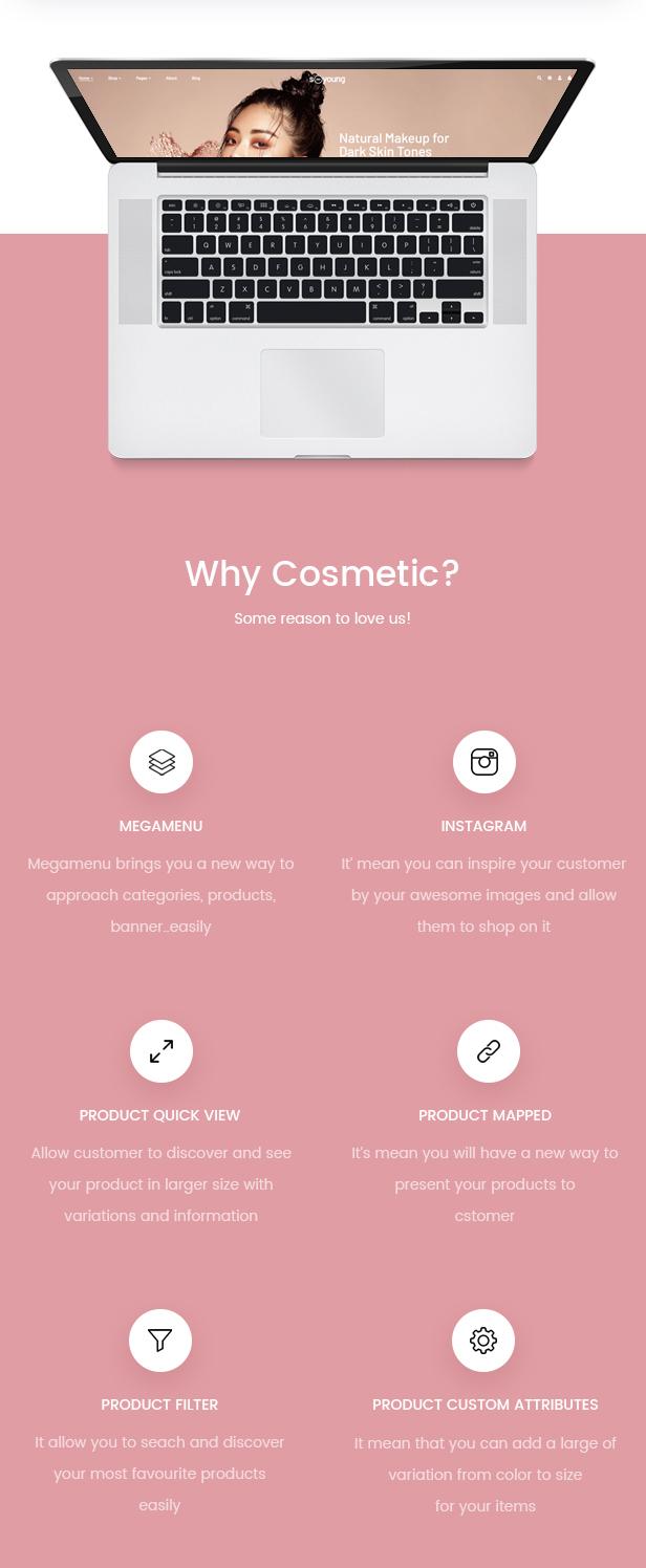 Leo Sooyoung Cosmetics Prestashop Theme - Powerful Prestashop Modules