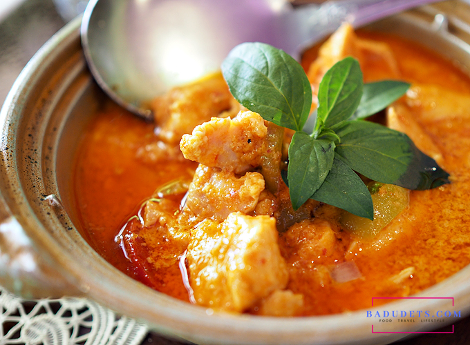 lime and basil chicken curry