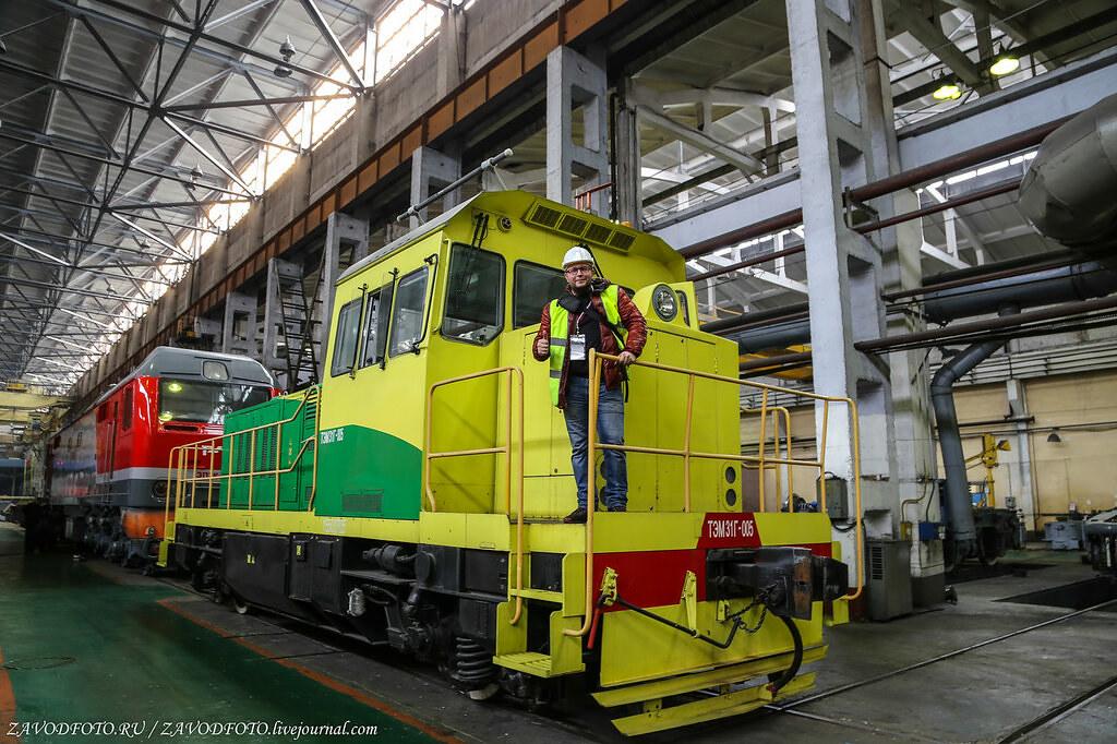 Сколько вагонов произвела Россия в прошлом году