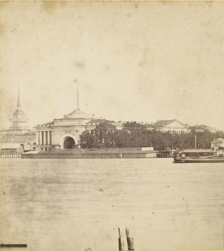 Санкт-Петербург. Часть 118. 1868. «Виды С.-Петербурга». Часть 3