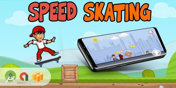Speed Skating v1.0 - Project Buildbox