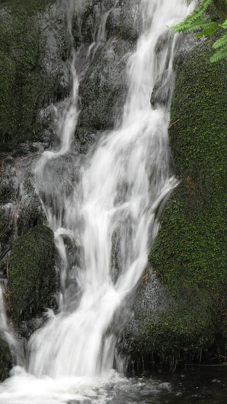 Shavercombe Waterfall
