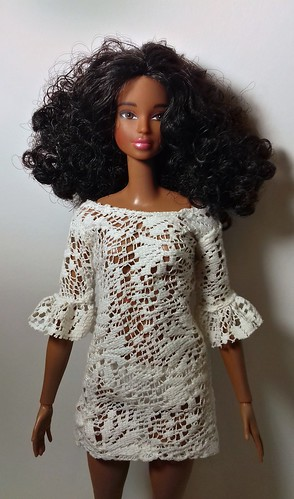 Dress for Integrity Toys, Barbie