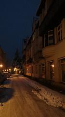 Der Winter in Dresden in der Vorzeit Tage spricht wohl lebendges Leben 01945