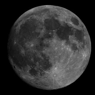 99 Percent Moon
