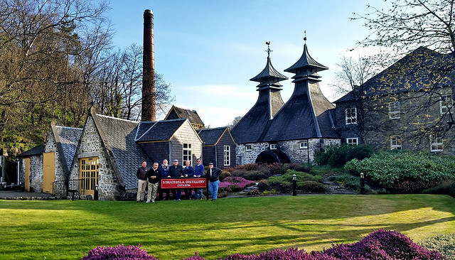 photo - Strathisla Distillery, Elgin, Scotland