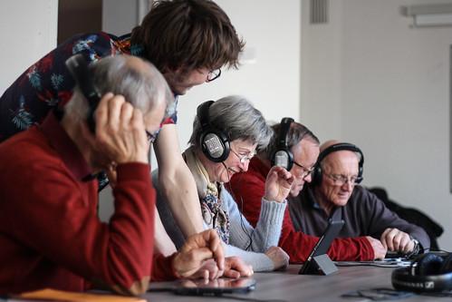 Ateliers Pixels à Combourg : seniors & numérique