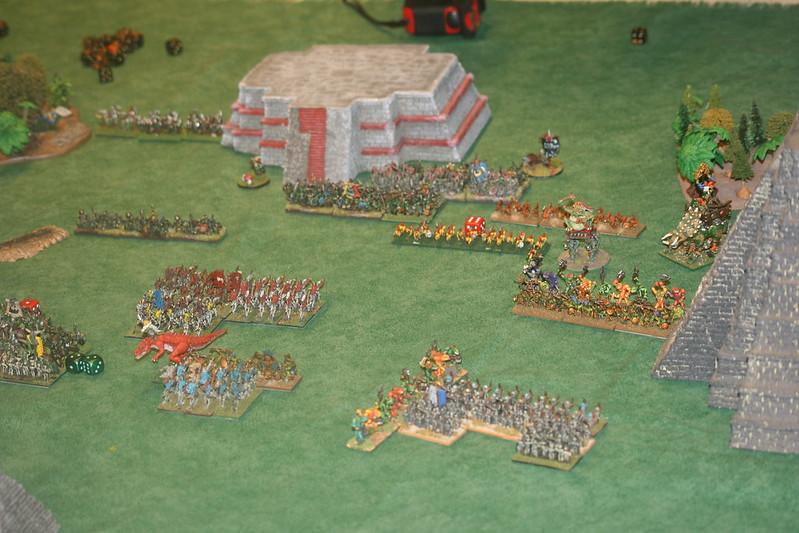 [4000 - Orcs+HL vs Khemri] La bataille des pyramides noires 46466198925_3f378d7e0e_c
