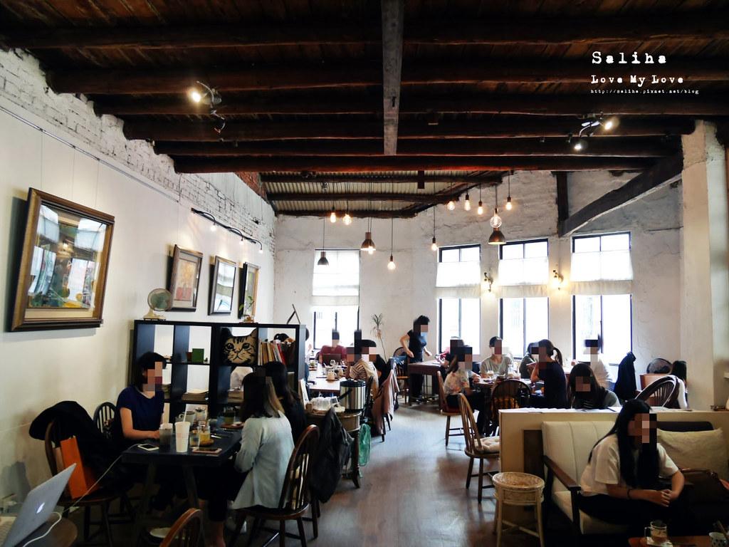 台北中山站大同區太原路附近不限時好喝文青風咖啡廳下午茶推薦角公園咖啡館蛋糕聊天 (1)